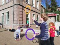 Fabriek Fysiek - Circus workshops